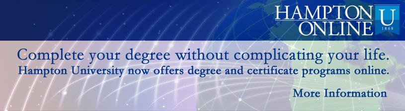 http://huonline.hamptonu.edu