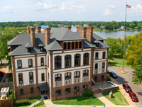 Academy Building (Naval Science) (<a href='http://science.hamptonu.edu/naval/' style='color:#ebebeb'>Visit Site</a>)