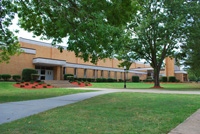 Holland Hall (Health, Physical Education and Recreation Dept.)