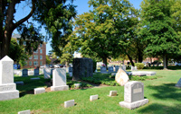 Hampton University Cemetary (Hampton University Cemetery)