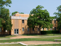 Flemmie Kittrell Hall (School of Pharmacy - 757.727.5071)