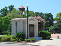 Lincoln and Armstrong Shrine
