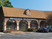 School of Pharmacy Annex (<a href='http://pharm.hamptonu.edu' style='color:#ebebeb'>Visit Site</a>)
