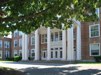 Phenix Hall (College of Education and Continuing Studies) (<a href='http://cecs.hamptonu.edu' style='color:#ebebeb'>Visit Site</a>)