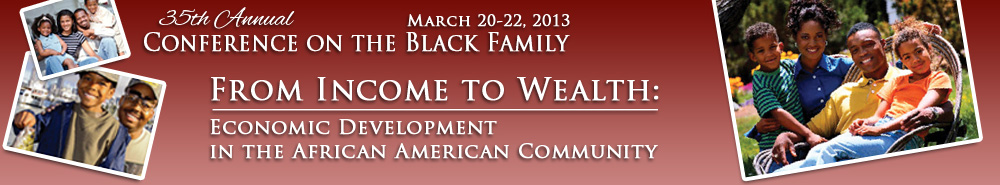 34th Annual Conference on the Black Family