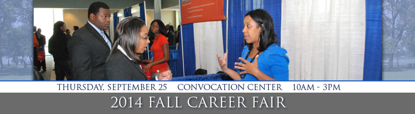 Fall Career Fair - September 25