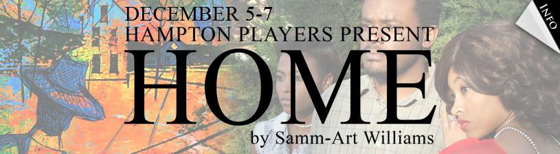 Hampton Players Present Home