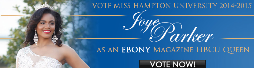 Vote for Miss HU for Ebony HBCU Queen