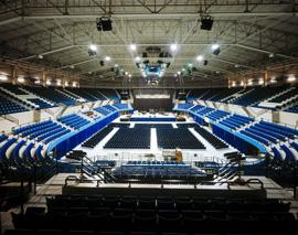 Concert Floorplan