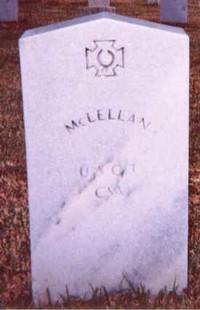 McLellan (Old Gravestone)