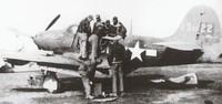 P-39 Airacobra - 332nd Fighter Group - Montecorvino Aerodrome, Salerno, Italy - 1944