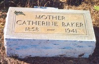 Catherine Card Baker