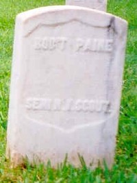 Private Robert Paine