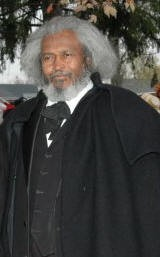 Mr. Frederick Douglass