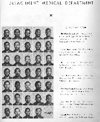 Page 2 - Detachment Medical Department - 1942 - Tuskegee Army Flying School