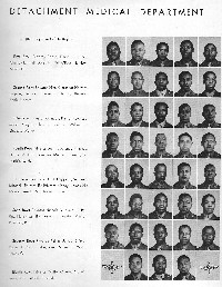 Page 3 - Detachment Medical Department - 1942 - Tuskegee Army Flying School