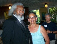 Spirit of Frederick Douglass and Irita Canady