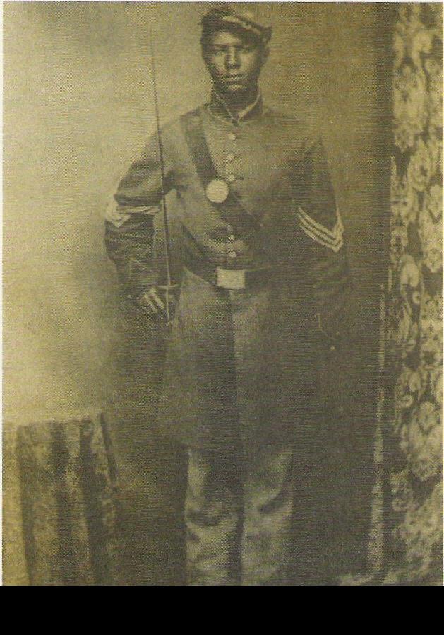 Corporal Andrew Jackson Smith