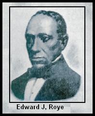 Liberia's Fifth President, Edward J. Roye