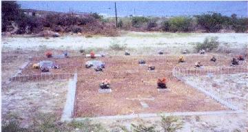 Westlawn Cemetery, Del Rio, Texas - After