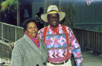 Ethel and William 'Dub' Warrior