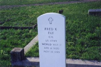 Fred Kelly Fay