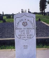 Masonic Cemetery - Bracketville, Texas