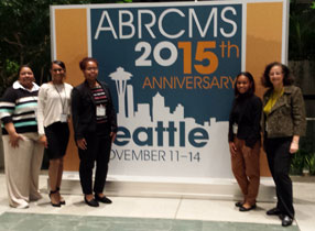 ABRCMS meeting 2015