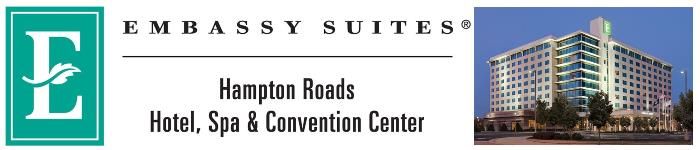 Embassy Suites - Hampton Roads Hotel, Spa & Convention Center