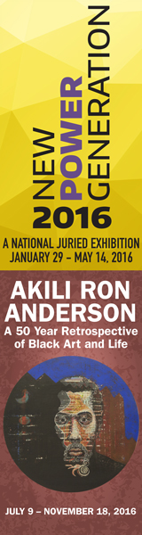New Power Generation 2016:  A National Juried Exhibition