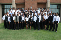 The HU Dean of Men, Dean of Women and Resident Assistants