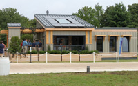 HU/ODU Team Tidewater Selected to Compete in Solar Decathlon 2013
