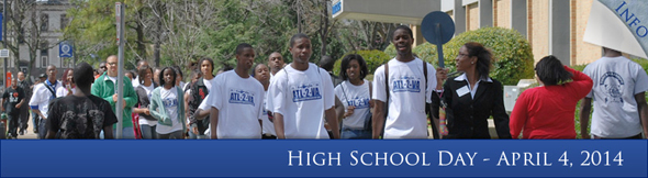 High school day 2014