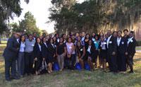 Members of the HU Honors College