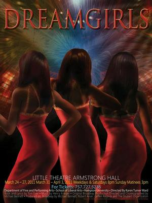 'Dreamgirls' Poster