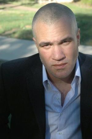 Novelist Mat Johnson