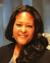 B. DaVida Plummer, HU Director of the William R. Harvey Leadership Institute