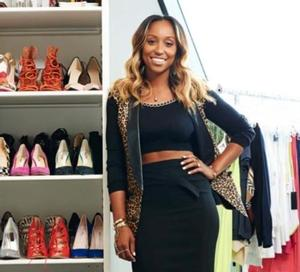 Shiona Turini, celebrity fashion stylist