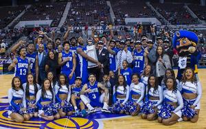 Hampton University builds leaders and champions.