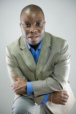 Keynote speaker Pastor Akeem Zarell Walker.