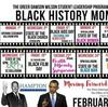 HU 2016 Black History Month Activities