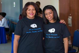 HU School of Business Professors Drs. Slyvia Rose and Ziette Hayes