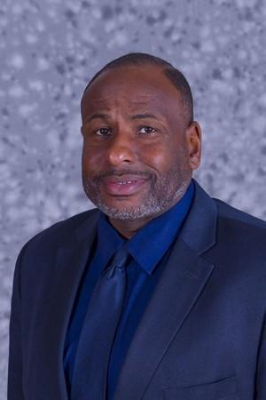Eugene Marshall, Jr., Hampton University Athletic Director