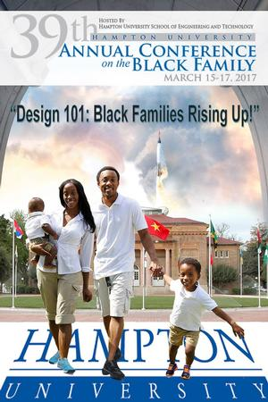 HU School of Engineering and Technology Host 39th Annual Conference on the Black Family March 15-17