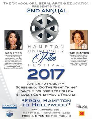 HU Film Festival April 6-7