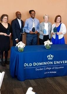 Joy L. Phelps Receives 2017 Darden Fellows Award