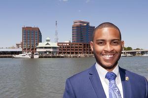 Hampton University Graduate Leonard Allen-Smith