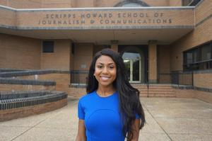Hampton University Graduate Christina Powell