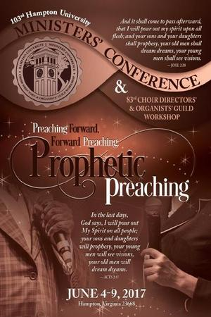 103rd Hampton University Ministers' Conference