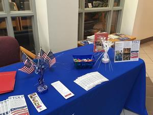 Constitution Day at William R. & Norma B. Harvey Library.